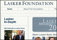the lasker foundation